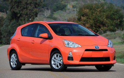 In 3 Days, Prius C Outsells Monthly Sales of Chevy Volt and Nissan Leaf