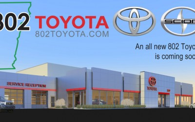 802 Toyota Goes Green With New Environmentally-Friendly Building