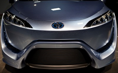 The Future of Toyota: Hydrogen Fuel-Cell Vehicles