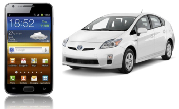 Toyota Makes New App for Car