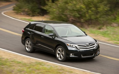 All-New 2013 Toyota Venza