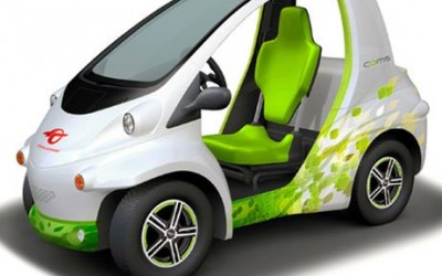 Toyota Announces Single-Seat Electric Car