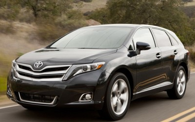Pricing Announced for the 2013 Toyota Venza