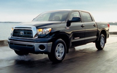 Test Drive of the 2012 Toyota Tundra 4×4