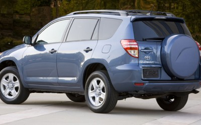 2014 Toyota RAV4 to Lose its Spare Tire!