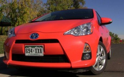 """Toyota Prius c Takes Efficiency and Value to the Max"""