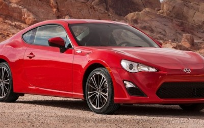 Toyota Working on Hybrid System for the Scion FR-S / Toyota GT 86