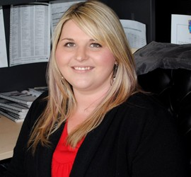 802 Toyota Staff Feature: Shannon Bolduc