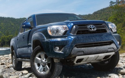 "The 2013 Toyota Tacoma and 2013 Toyota Tundra are Awarded ""2013 Best Cars for the Money"""