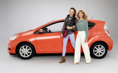 Toyota Partners with Teen Vogue for Safe Driving Campaign