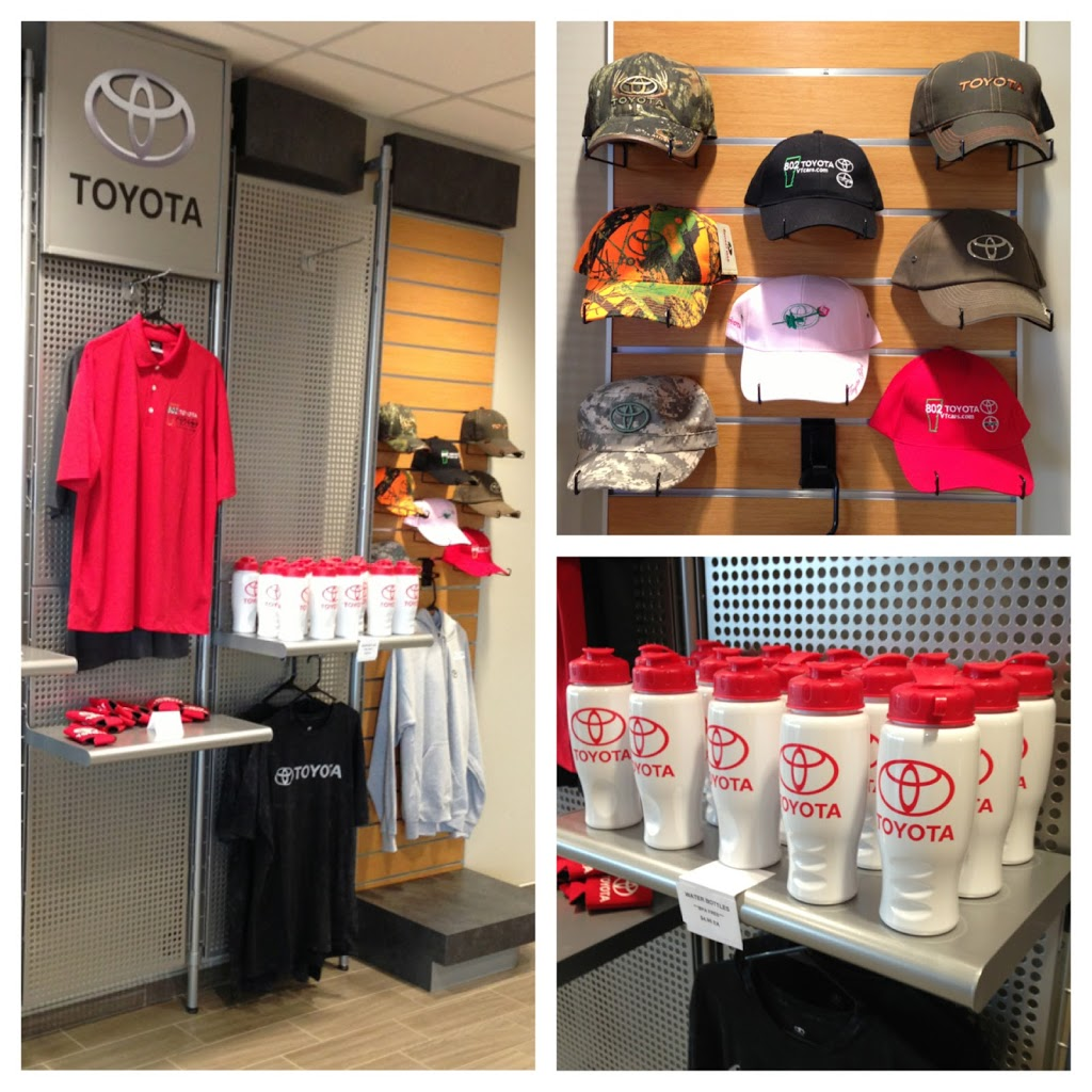 Toyota Parts Store >> Welcome To The 802 Toyota Parts Department 802cars Com