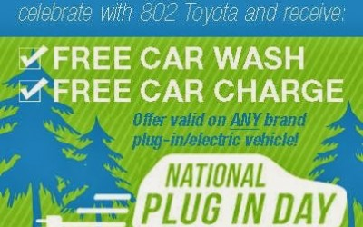 Happy National Plug-in Day!