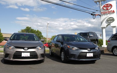 802 Toyota's Top New Car Picks for Teenage Drivers