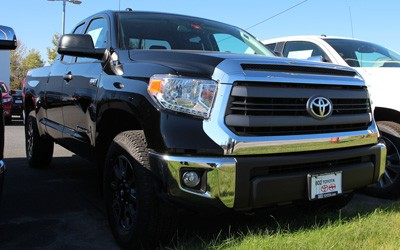 What's New? 2015 Toyota's Have Arrived!