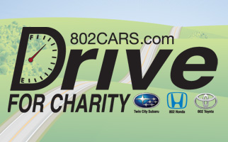 Announcing the 1st Annual Drive for Charity!