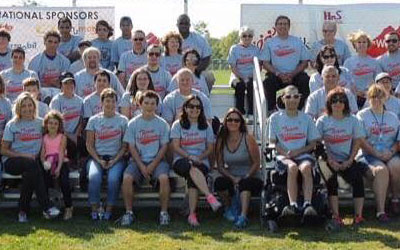 802Cars.com Donates $10,000 to the Vermont Walk to Defeat ALS