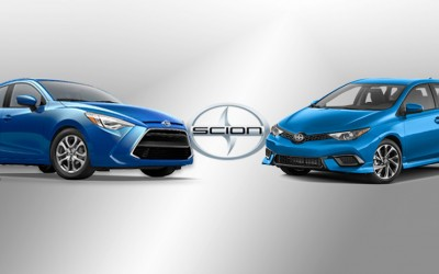 The All-New 2016 Scion iA and Scion iM