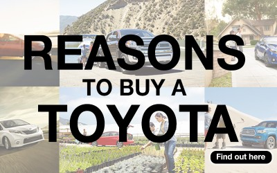 Reasons to Buy a Toyota