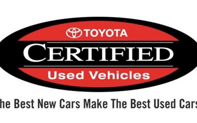 What does it take to be a Toyota Certified Used Vehicle?