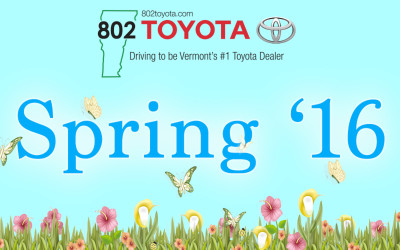 Spring '16! | Toyota Time with Phil Daley