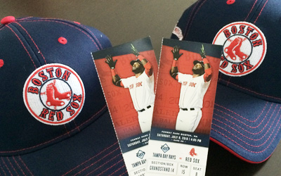 Win Red Sox Tickets and Support a Great Cause!