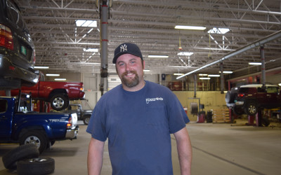 Meet Frank Vogt: Our New 802 Toyota Service Foreman!