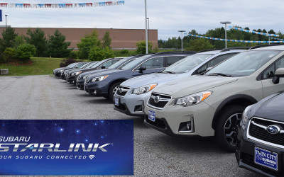 SUBARU STARLINK – Get Connected