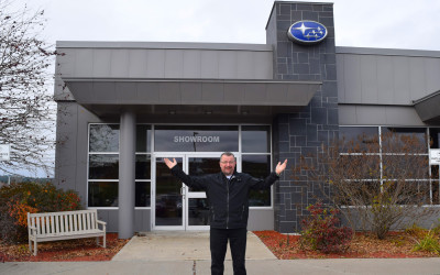Meet Christopher Davis – Twin City Subaru General Manager!