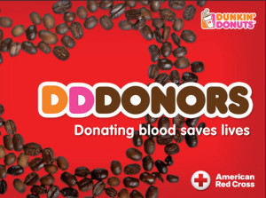 dunkin donuts donor cards