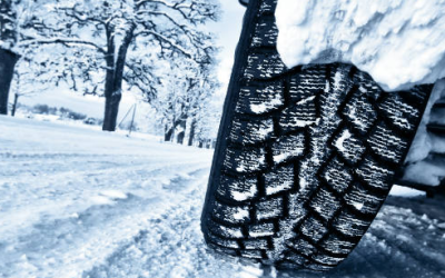 Drive Safe This Winter with Toyota All Wheel Drive