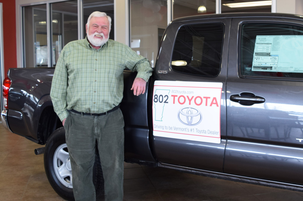 Dave Guilmette 802 Toyota Sales Consultant