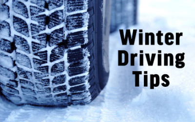 Winter Driving Safety Tips from AAA!