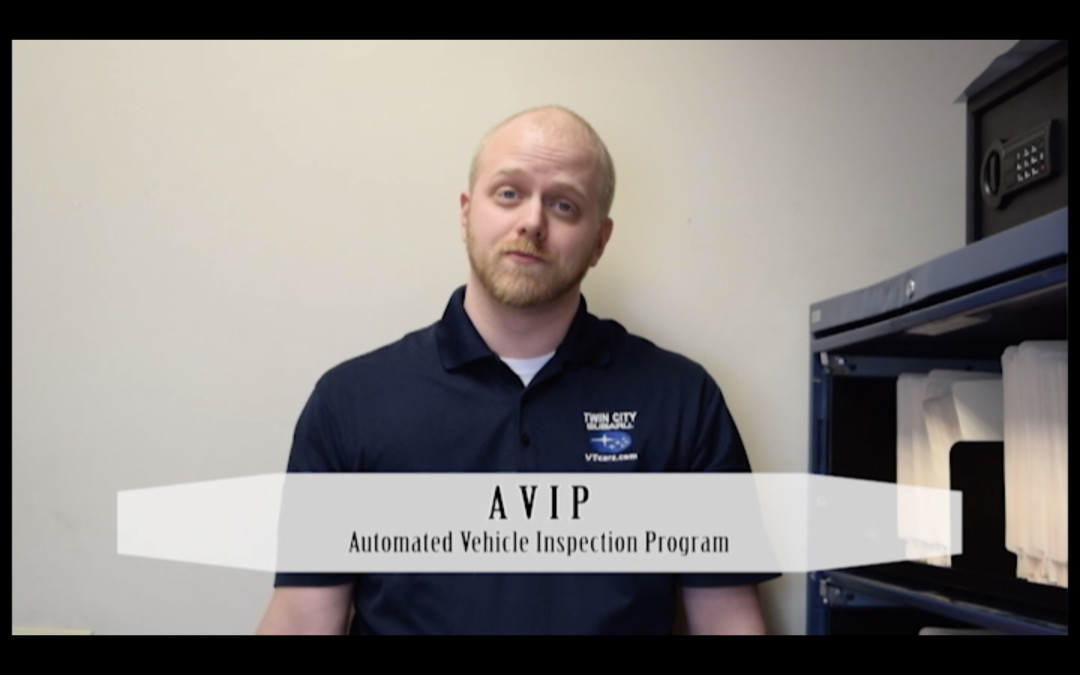 The New Vermont AVIP (Automated Vehicle Inspection Program)