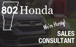 802 Honda Full-time Sales Consultant