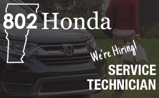 802 Honda Full-time Technician