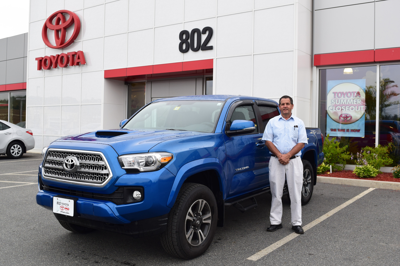 Dave Fields Toyota Tacoma