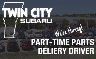 parts delivery driver jobs near me