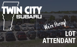 Twin City Subaru Full Time Service Advisor